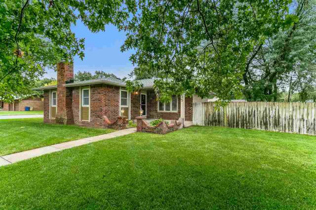 335 E Nancy Ave, Clearwater, KS 67026 (MLS #556585) :: Select Homes - Team Real Estate