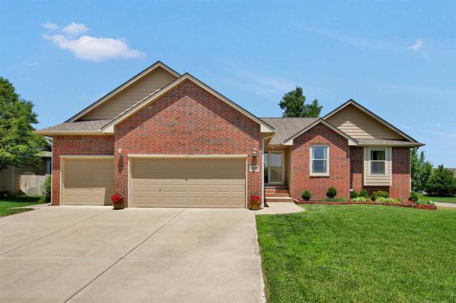 10702 W Havenhurst St, Maize, KS 67101 (MLS #556602) :: Select Homes - Team Real Estate