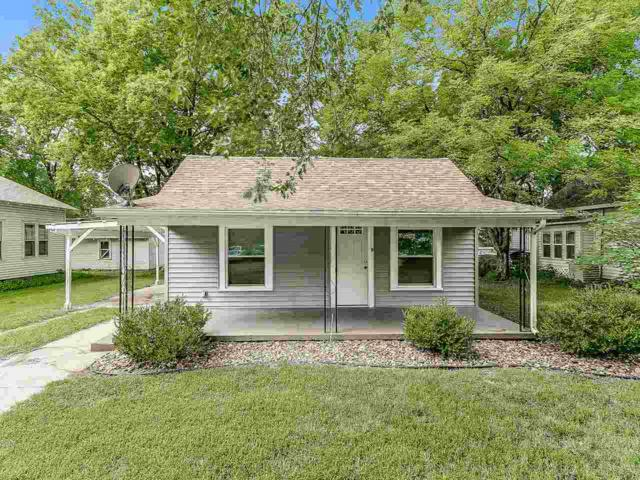 223 N Prospect St, Clearwater, KS 67026 (MLS #556607) :: Select Homes - Team Real Estate