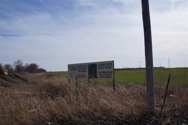 00000 139th Ave Block 1 Lot 5, Belle Plaine, KS 67013 (MLS #556631) :: Graham Realtors
