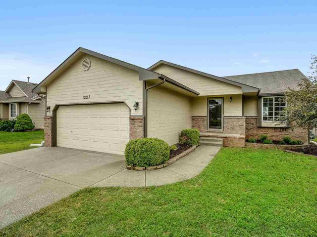 1227 Red River Dr, Clearwater, KS 67026 (MLS #556633) :: Select Homes - Team Real Estate