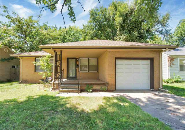 1437 N Old Manor, Wichita, KS 67208 (MLS #556660) :: Select Homes - Team Real Estate
