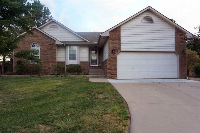 808 E Park Glen Ct, Clearwater, KS 67026 (MLS #556689) :: Select Homes - Team Real Estate