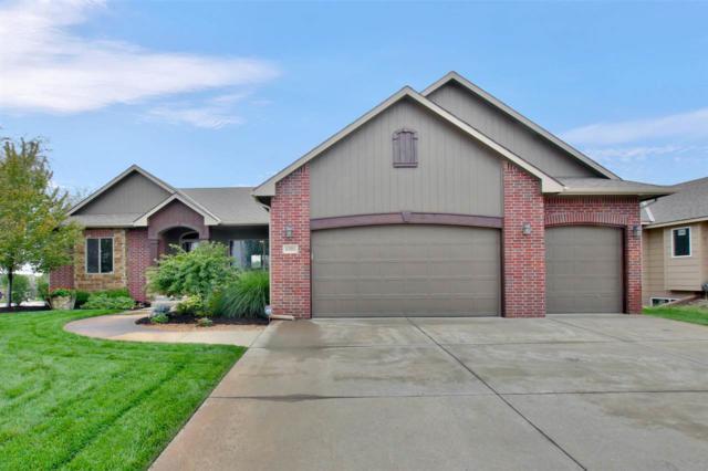 6301 W Driftwood, Wichita, KS 67205 (MLS #556690) :: Better Homes and Gardens Real Estate Alliance