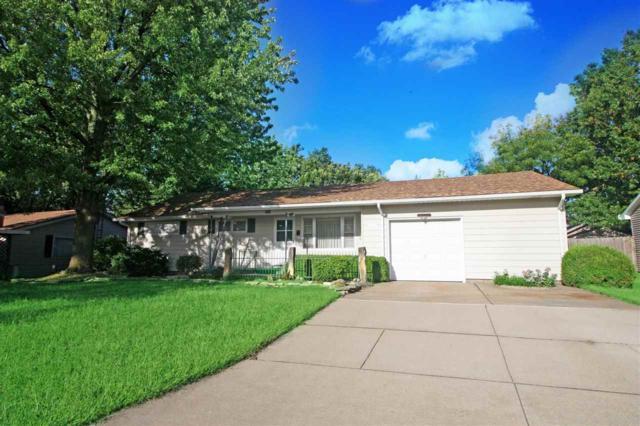 601 N Village Rd, El Dorado, KS 67042 (MLS #556697) :: On The Move