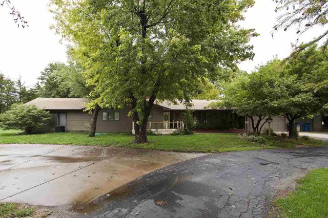 1 N Lakeside Dr, Augusta, KS 67010 (MLS #556701) :: On The Move