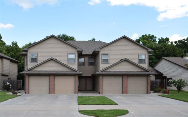 2132 N Woodlawn Units 2132,2134, Derby, KS 67037 (MLS #556713) :: Wichita Real Estate Connection