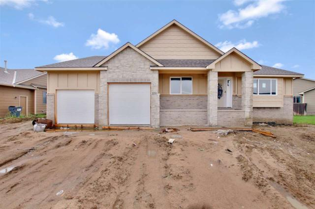 2220 S Tara Falls, Wichita, KS 67207 (MLS #556724) :: Select Homes - Team Real Estate