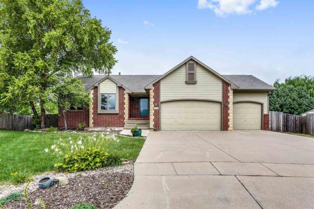 2011 N Mountain Court, Andover, KS 67002 (MLS #556749) :: Select Homes - Team Real Estate
