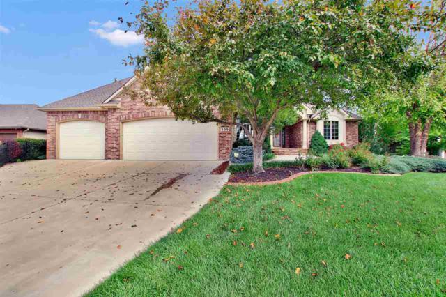 509 S Sandtrap St, Wichita, KS 67235 (MLS #556807) :: Select Homes - Team Real Estate
