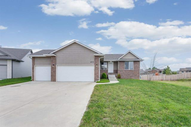 4975 N Marblefalls, Wichita, KS 67219 (MLS #556839) :: On The Move
