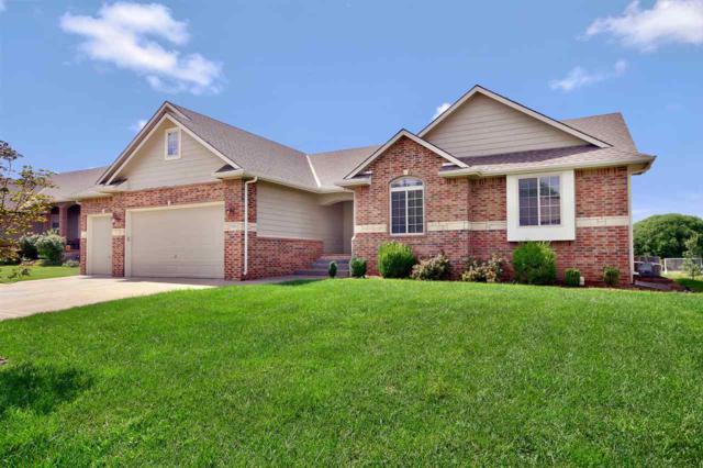 539 N Stonetree, Andover, KS 67002 (MLS #556847) :: Select Homes - Team Real Estate