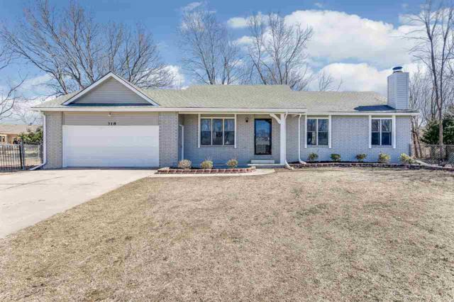 318 Countryside Ct S, Andover, KS 67002 (MLS #556850) :: On The Move