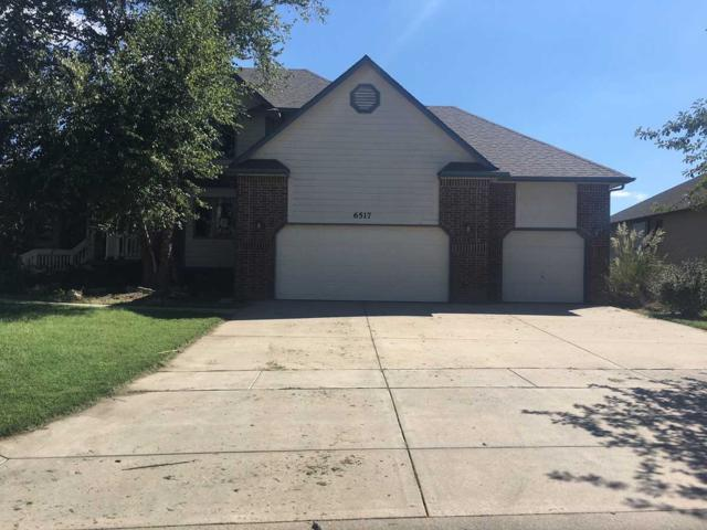 6517 W Ponderosa Cir, Wichita, KS 67212 (MLS #556861) :: Better Homes and Gardens Real Estate Alliance