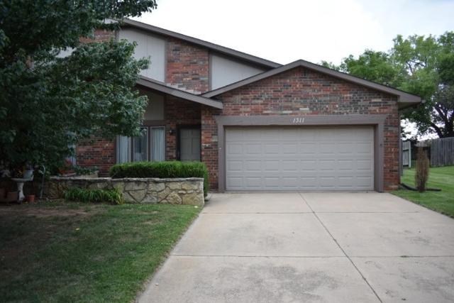 1311 N Denene, Wichita, KS 67212 (MLS #556866) :: Wichita Real Estate Connection