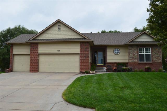 439 S Streamside St, Clearwater, KS 67026 (MLS #556868) :: Select Homes - Team Real Estate