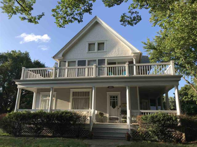 1120 E 9th Ave, Winfield, KS 67156 (MLS #556877) :: On The Move