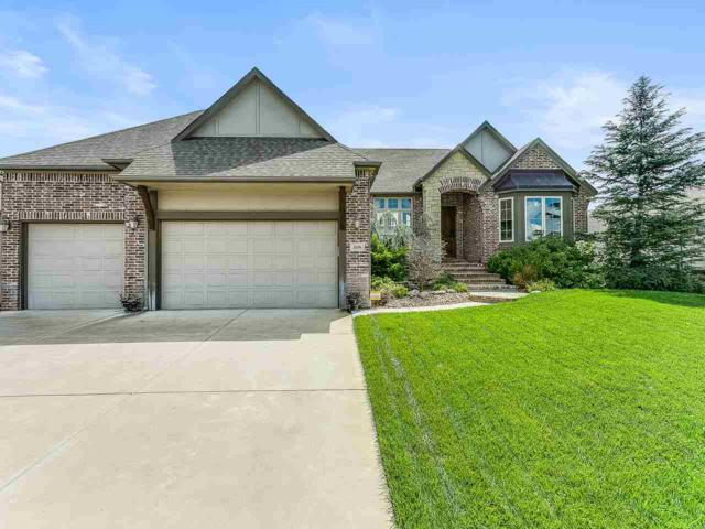 2606 N Rough Creek Rd, Derby, KS 67037 (MLS #556914) :: On The Move