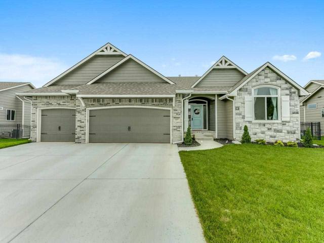 537 N Jaax Ct, Wichita, KS 67235 (MLS #556918) :: ClickOnHomes | Keller Williams Signature Partners