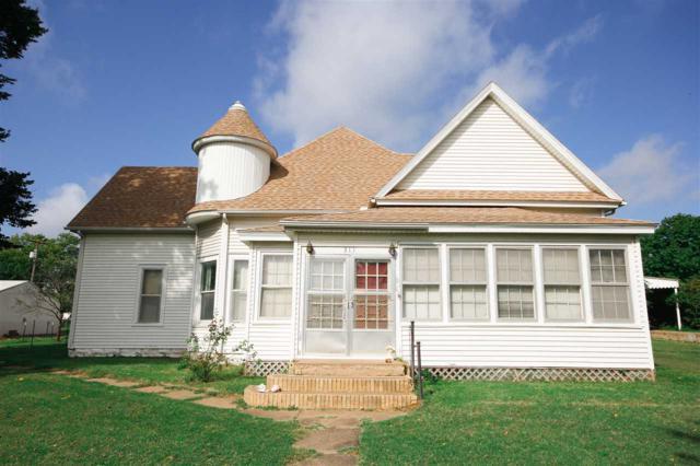 311 N Henderson St, Cunningham, KS 67035 (MLS #556940) :: On The Move