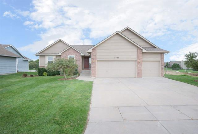 2534 S Westgate St, Wichita, KS 67215 (MLS #556952) :: Select Homes - Team Real Estate