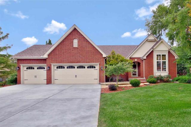 4109 N Ironwood Ct, Wichita, KS 67226 (MLS #556968) :: Select Homes - Team Real Estate