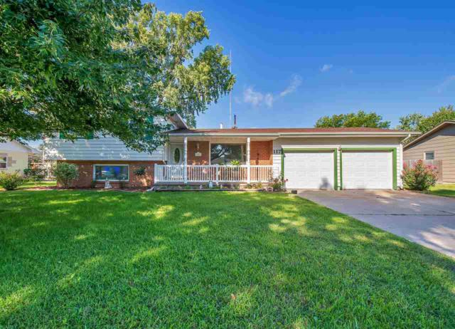 117 Beverly Ave, Newton, KS 67114 (MLS #556975) :: Wichita Real Estate Connection