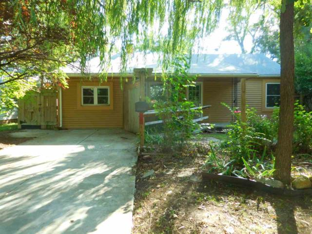 948 N Dellrose St, Wichita, KS 67208 (MLS #556989) :: Select Homes - Team Real Estate
