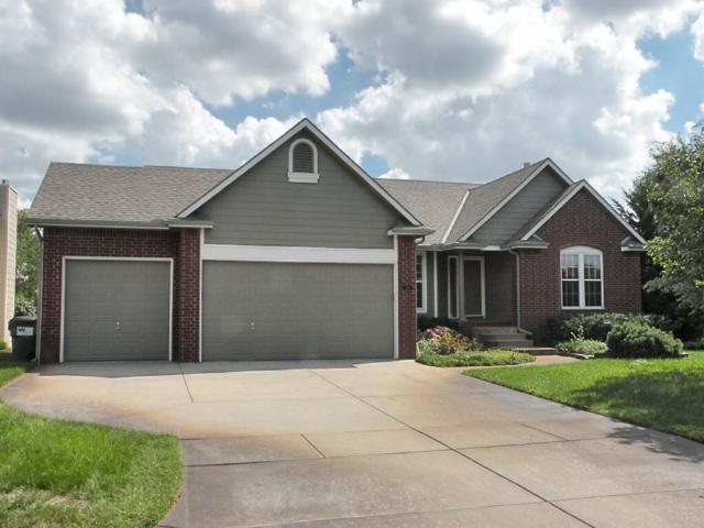 2424 N Hazelwood Ct, Wichita, KS 67205 (MLS #557017) :: Select Homes - Team Real Estate