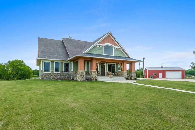 2538 NW Hunter Rd, Towanda, KS 67144 (MLS #557038) :: Wichita Real Estate Connection