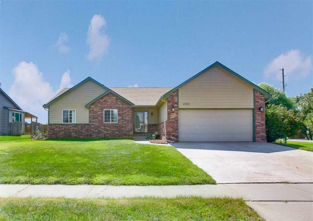 2003 E Saint Andrew St, Goddard, KS 67052 (MLS #557051) :: Select Homes - Team Real Estate