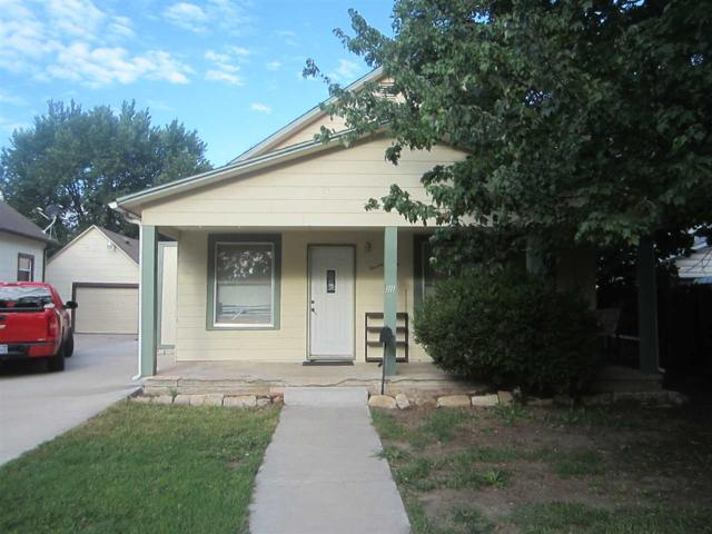 1111 N Jackson Ave, Wichita, KS 67203 (MLS #557063) :: On The Move