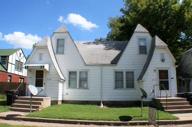 524 Osage St 526 Osage St, Augusta, KS 67010 (MLS #557070) :: On The Move