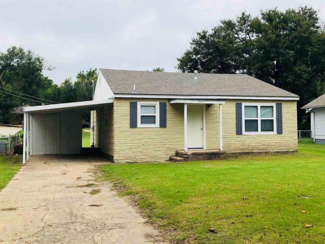 725 N 8th Street, Arkansas City, KS 67005 (MLS #557078) :: Better Homes and Gardens Real Estate Alliance