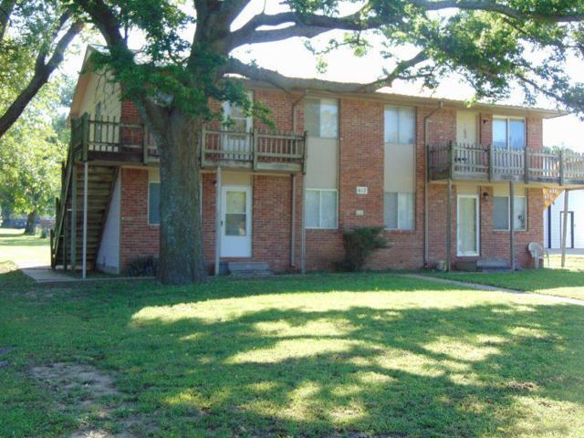 612 S Forest Street, Douglass, KS 67039 (MLS #557102) :: Select Homes - Team Real Estate