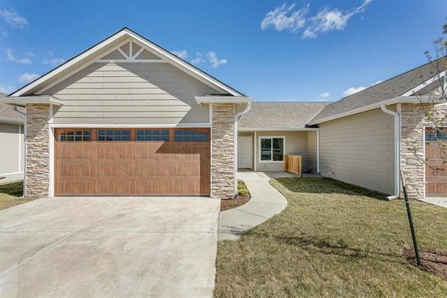 2418 E Madison Villa 203, Derby, KS 67037 (MLS #557106) :: Select Homes - Team Real Estate