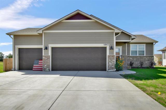 5843 N Ashford St, Park City, KS 67219 (MLS #557115) :: Select Homes - Team Real Estate