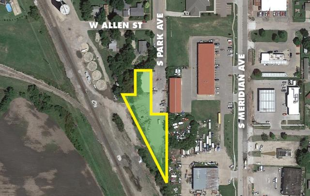 215 S Park Ave & Additional Lo, Valley Center, KS 67147 (MLS #557130) :: Better Homes and Gardens Real Estate Alliance