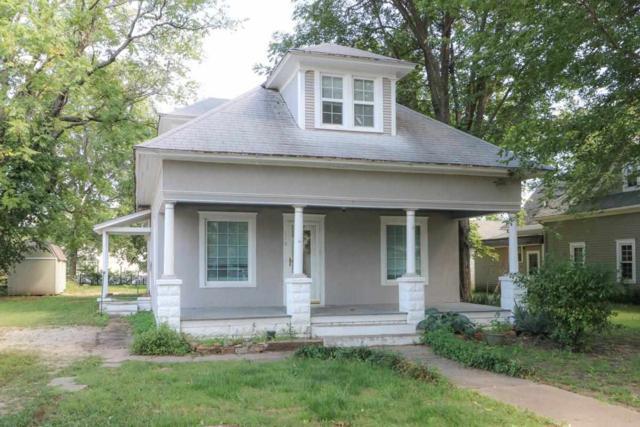 110 S College Ave, Mulvane, KS 67110 (MLS #557157) :: Select Homes - Team Real Estate