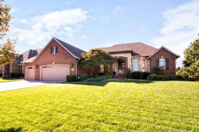 4018 N Stone Barn St, Maize, KS 67101 (MLS #557165) :: On The Move