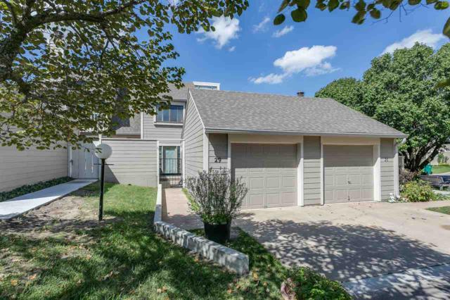 6500 E 21ST ST N UNIT 29, Wichita, KS 67206 (MLS #557175) :: Wichita Real Estate Connection