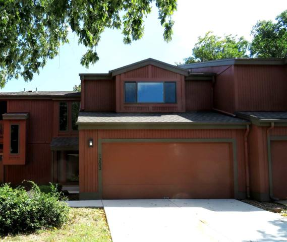 1441 N Rock Rd #1203, Wichita, KS 67206 (MLS #557186) :: Better Homes and Gardens Real Estate Alliance