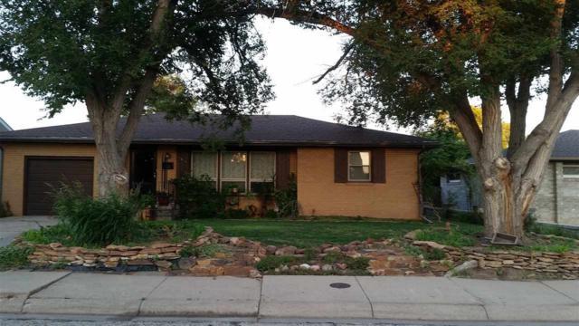 1914 Eisenhower Road, Hays, KS 67601 (MLS #557205) :: Better Homes and Gardens Real Estate Alliance