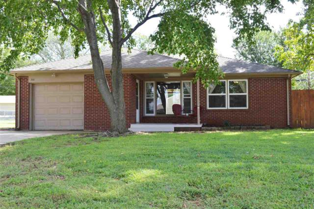 344 S Lee St, Clearwater, KS 67026 (MLS #557210) :: Select Homes - Team Real Estate