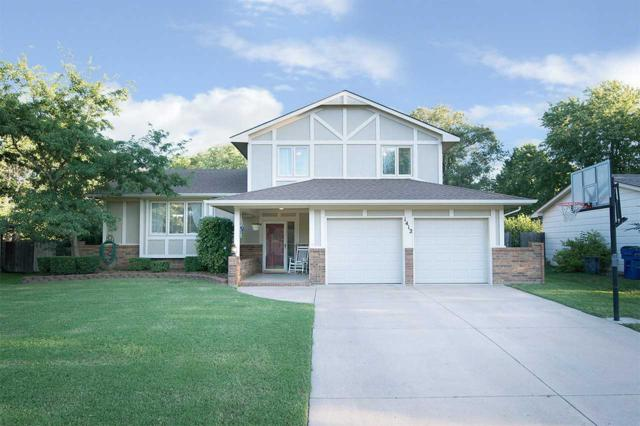 1412 E Maple St, Derby, KS 67037 (MLS #557232) :: On The Move
