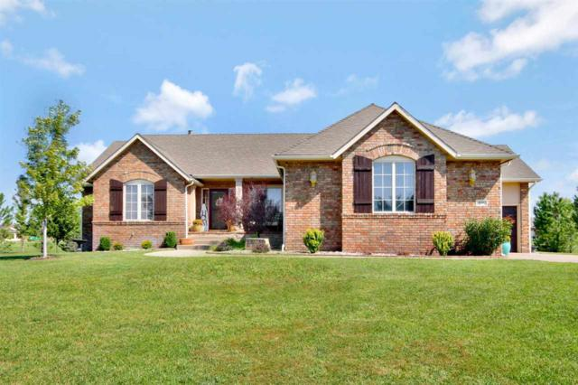 300 W Sienna Dr, Rose Hill, KS 67133 (MLS #557237) :: Select Homes - Team Real Estate