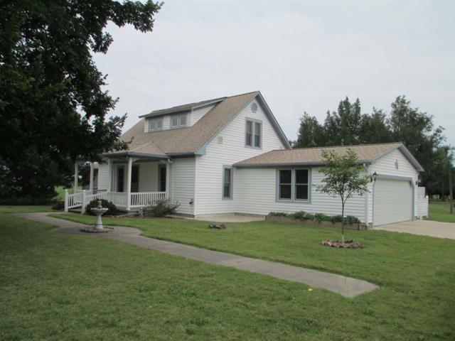 239 110th, Newton, KS 67114 (MLS #557254) :: Select Homes - Team Real Estate