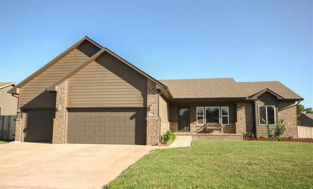 1506 E Alise St, Derby, KS 67037 (MLS #557258) :: Select Homes - Team Real Estate