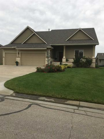 816 N Fairoaks Pl, Andover, KS 67002 (MLS #557266) :: Select Homes - Team Real Estate