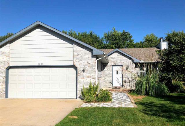 1006 Park Rd, Rose Hill, KS 67133 (MLS #557287) :: Select Homes - Team Real Estate